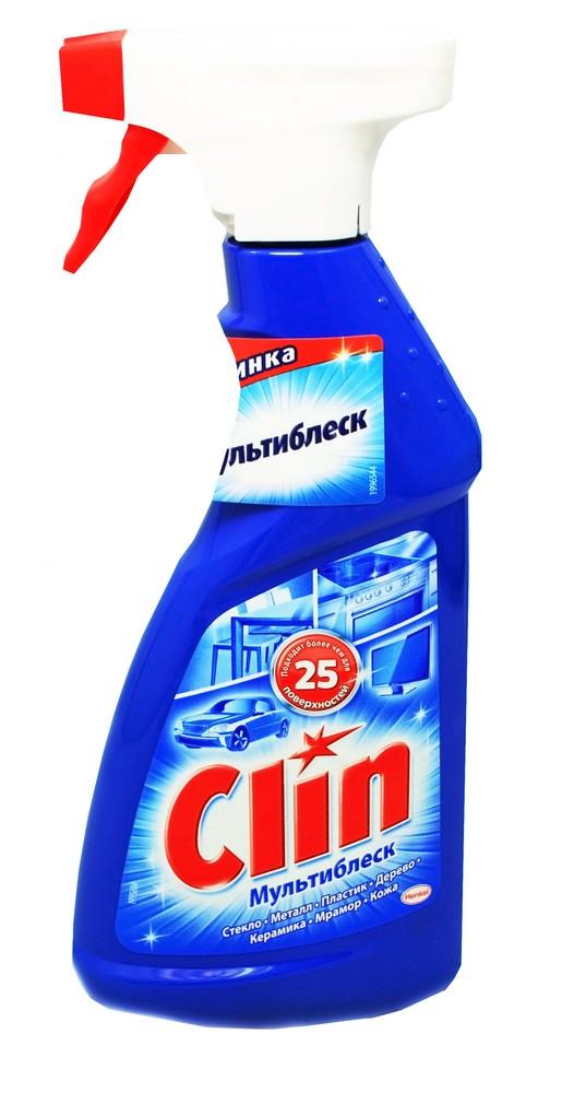Чистящее средство clin фото